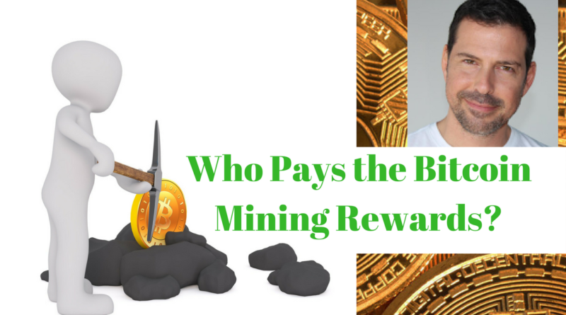 Who Pays the Bitcoin Mining Reward