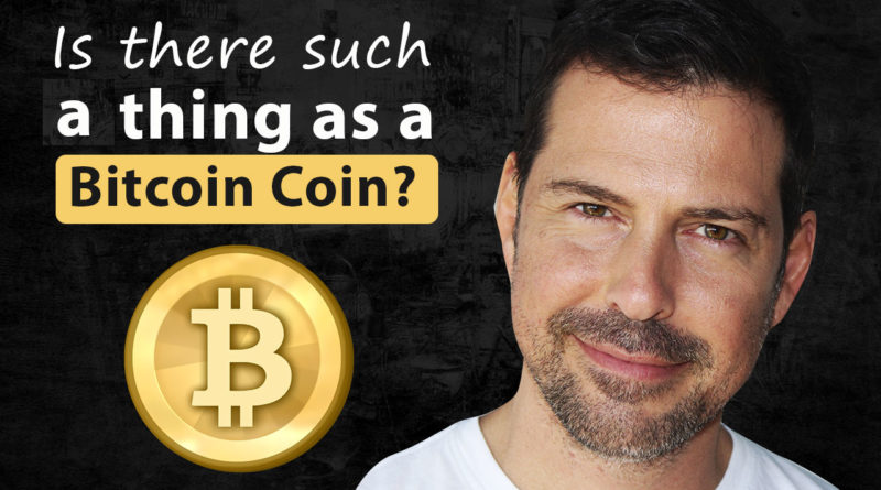 George Levy - Is there a bitcoin coin?