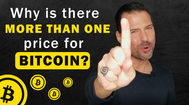 Why more than one price for bitcoin