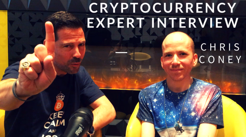Chris Coney Cryptocurrency Interview